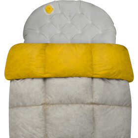 Sea to Summit Ember EbI Sleeping Bag Long light grey/yellow
